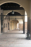 Ferrara (Italy) Royalty Free Stock Photo