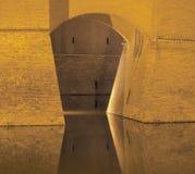 Ferrara (Italy), medieval castle Royalty Free Stock Photo
