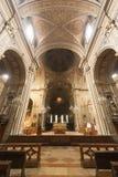 Ferrara (Italy), portico Royalty Free Stock Image