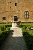 Ferrara. L'Italia immagini stock
