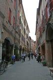 Ferrara life Stock Photo