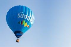 Ferrara steigt Festival 2014, Italien im Ballon auf Lizenzfreies Stockbild