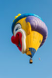 Ferrara steigt Festival 2014, Italien im Ballon auf Stockfotos