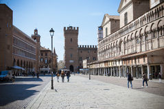 Ferrara Royalty Free Stock Photography