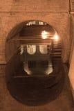Ferrara (Włochy), średniowieczny kasztel Obraz Stock