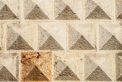 Ferrara - Wand Lizenzfreies Stockfoto