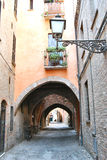 Ferrara way Stock Photo
