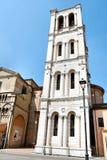 Ferrare - l'Italie Photographie stock