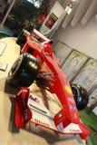 Ferrari świat w abu dhabi fotografia stock