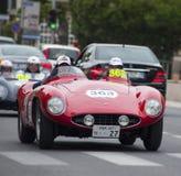 Ferrari 750 αράχνη Scaglietti 1955 Monza στοκ φωτογραφίες με δικαίωμα ελεύθερης χρήσης