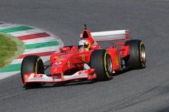 Ferrari ημέρα Mugello 2015 στοκ εικόνες