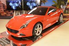 Ferrari Καλιφόρνια Τ Στοκ εικόνα με δικαίωμα ελεύθερης χρήσης