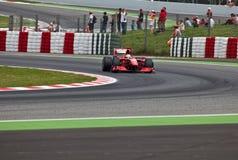 Ferrari (1) formuła Fotografia Stock