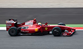 Ferrari (1) formuła Obrazy Stock