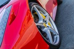 Ferrari Images stock