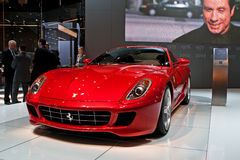 Ferrari Photo stock