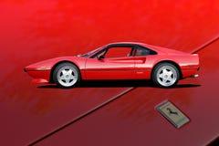 Ferrari Lizenzfreie Stockfotografie