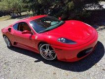 Ferrari fotos de archivo libres de regalías