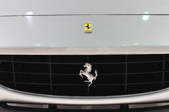 Ferrari Stock Photo