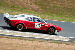 Ferrari 1980 GT4LMR Challenge Stock Photos