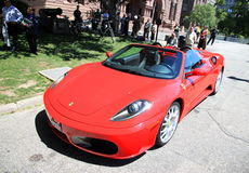 Ferrari Royalty Free Stock Images