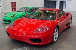 Ferrari 2000 360 Modena immagine stock libera da diritti