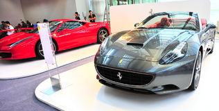 Ferrari Photos stock