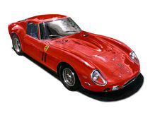 Ferrari 250 GTO libre illustration