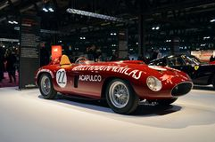 Ferrari 250 Monza Scaglietti Spyder Royalty Free Stock Photo