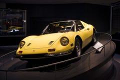 老Ferrari 免版税库存照片
