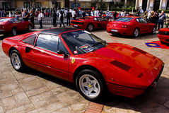 Ferrari 308 GTSi Stock Photos