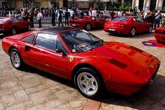 Ferrari 308 GTSi Stock Foto's