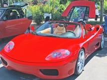 Ferrari Fotografia Royalty Free