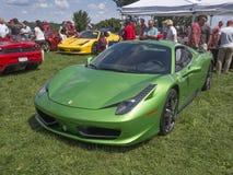 Ferrari 458 Arkivbild