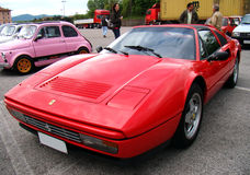 Ferrari 328 GTS Stock Photos