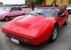 Ferrari 328 GTS stock photos