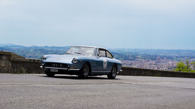 FERRARI 330 GT 2+2 (1967) Royalty Free Stock Photo