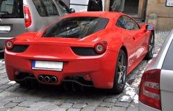 Ferrari 458 Obrazy Stock