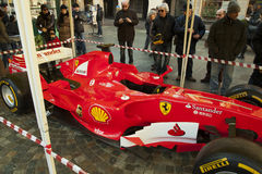 Ferrari Obrazy Royalty Free