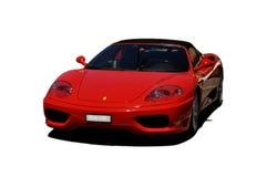 Ferrari 360 Spin Royalty-vrije Stock Afbeeldingen
