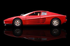 Ferrari Stockfoto
