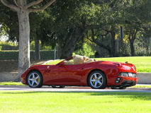 Ferrari imagen de archivo libre de regalías