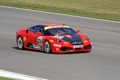Ferrari 430 Challange Royalty Free Stock Image