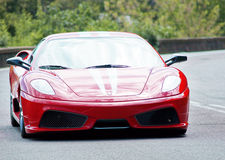Ferrari 430 Scuderia Stock Photography