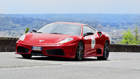 FERRARI 430 Scuderia (2009) Stock Photography