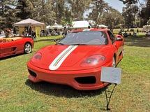 Ferrari 360 Stock Foto