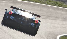 Ferrari 458 Italië GT3 Stock Afbeeldingen