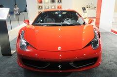 Ferrari 458 Italia.  Stock Photography