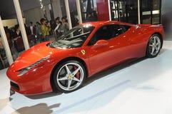 Ferrari 458 Italia Foto de Stock Royalty Free