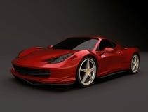 Ferrari 458 italia Royalty Free Stock Image